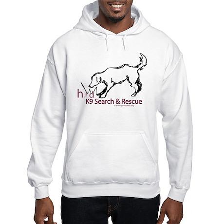 HRD Sketches Hooded Sweatshirt