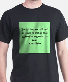 Niels Bohr quotes T-Shirt