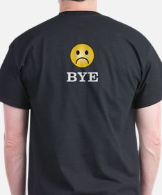 Good Bye 2-sided T-Shirt