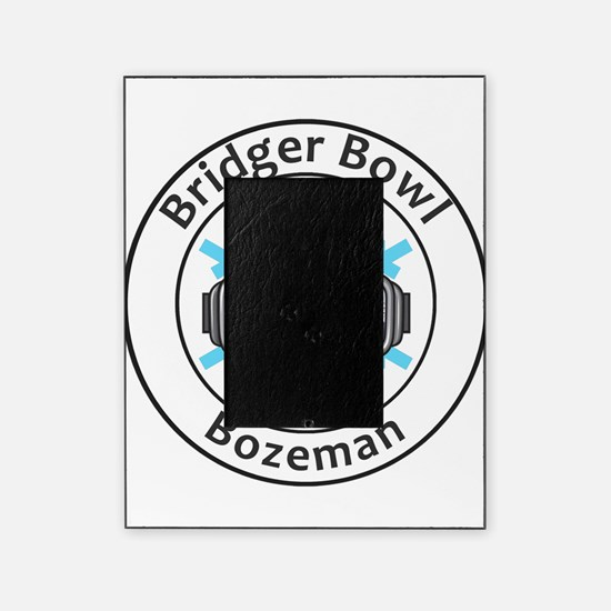 Bridger Bowl - Bozeman - Montana Picture Frame