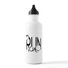 Unique RUN Water Bottle
