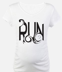 Unique RUN Shirt