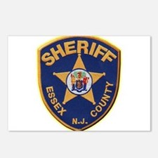 Essex County Sheriff Postcards (Package of 8)