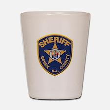Essex County Sheriff Shot Glass