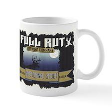 """Full Rut Nocturnal Stout"" Mug"