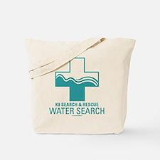 Water Crosses Tote Bag