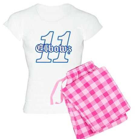 BS11Elbowz Women's Light Pajamas