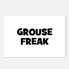 Grouse Freak Postcards (Package of 8)