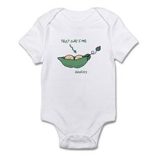 That one's me (Ainsley) custom Infant Bodysuit