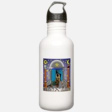 King Solomon's Temple Water Bottle