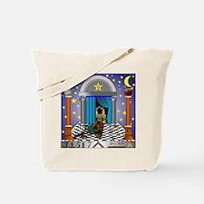King Solomon's Temple Tote Bag