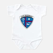 Unique Carrier Infant Bodysuit