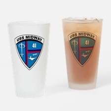 Cool Naval aviation Drinking Glass