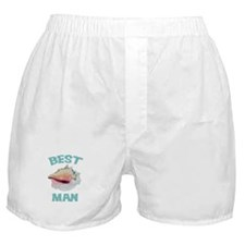 Island Best Man Boxer Shorts