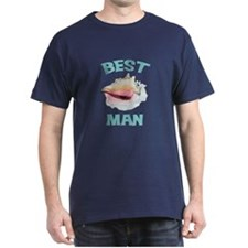 Island Best Man T-Shirt