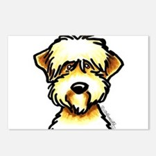 Funny Wheaten Terrier Postcards (Package of 8)
