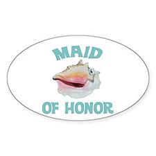 Island Maid of Honor Decal