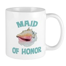 Island Maid of Honor Mug