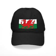 Wales Flag Baseball Hat