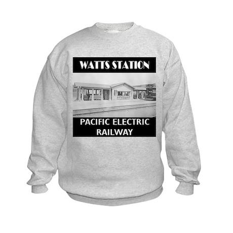 Watts Station Kids Sweatshirt