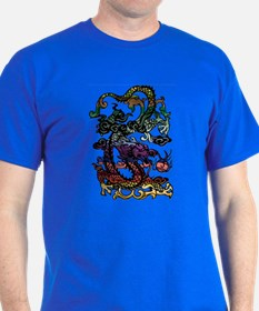 Chinese Color Dragon T-Shirt