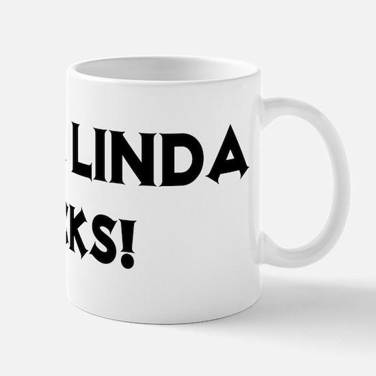 Yorba Linda Rocks! Mug