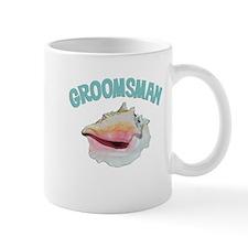 Island Groomsman Mug