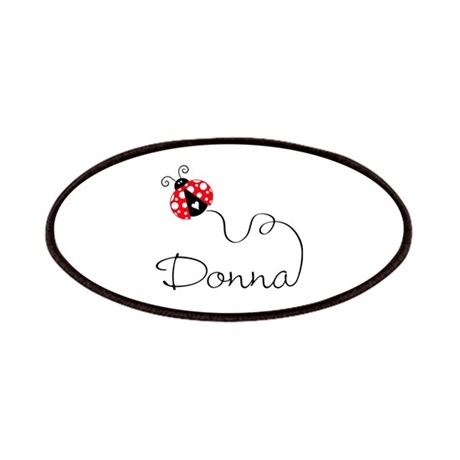 Ladybug Donna Patches