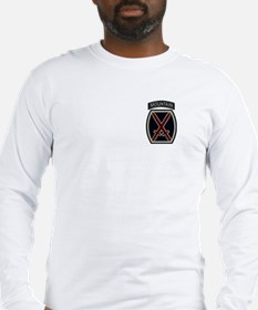 10th Mountain Division ACU Long Sleeve T-Shirt