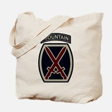 10th Mountain Division ACU Tote Bag