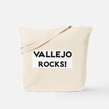 Vallejo Rocks! Tote Bag