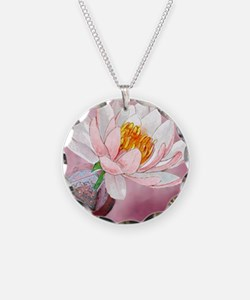 Lotus Serenity Necklace