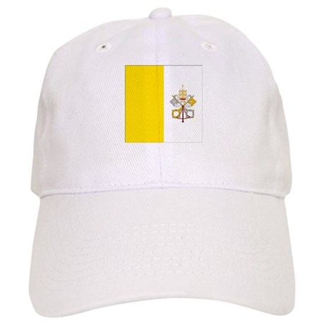 Vatican City Flag Cap