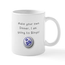 Unique Bingo daubers Mug