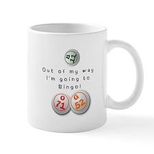 Funny Bingo daubers Mug