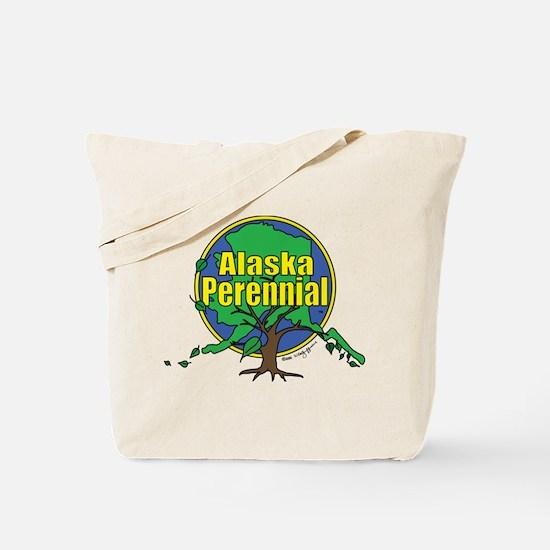 Alaska Perennial Tote Bag