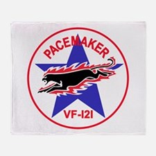VF-121 Pacemaker Throw Blanket