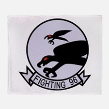 VF-96 Throw Blanket