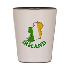 Cute Eire Shot Glass