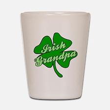 Irish Grandpa Shot Glass