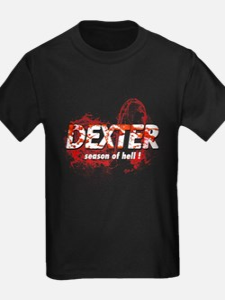 Dexter Season of hell Bloody T