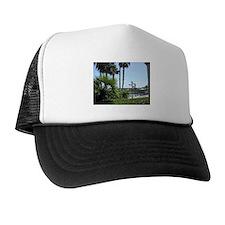 Finger Signpost Trucker Hat