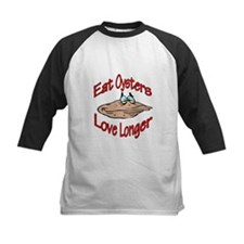 Eat Oysters Love Longer Tee