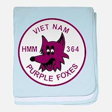 HMM-364 baby blanket