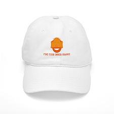 Mr. Tony Inner Orange Baseball Cap
