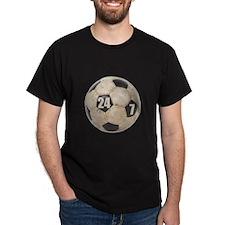 24/7 Soccer T-Shirt