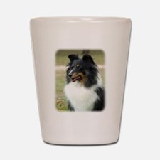 Shetland Sheepdog 9J090D-04 Shot Glass