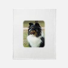 Shetland Sheepdog 9J090D-04 Throw Blanket