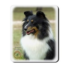 Shetland Sheepdog 9J090D-04 Mousepad