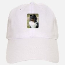 Shetland Sheepdog 9J090D-04 Baseball Baseball Cap